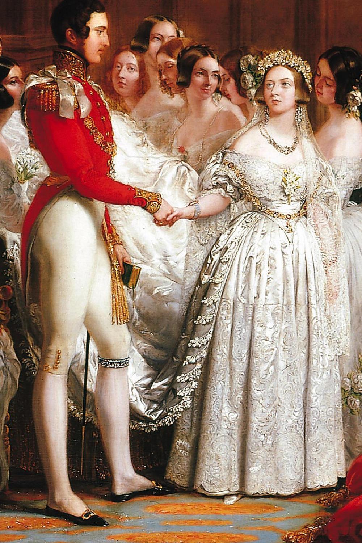 The Wedding Of Queen Victoria Prince Albert