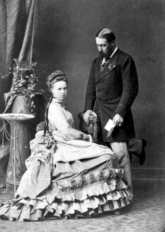 The Wedding of Prince Alfred, Duke of Edinburgh & Maria Alexandrovna of Russia