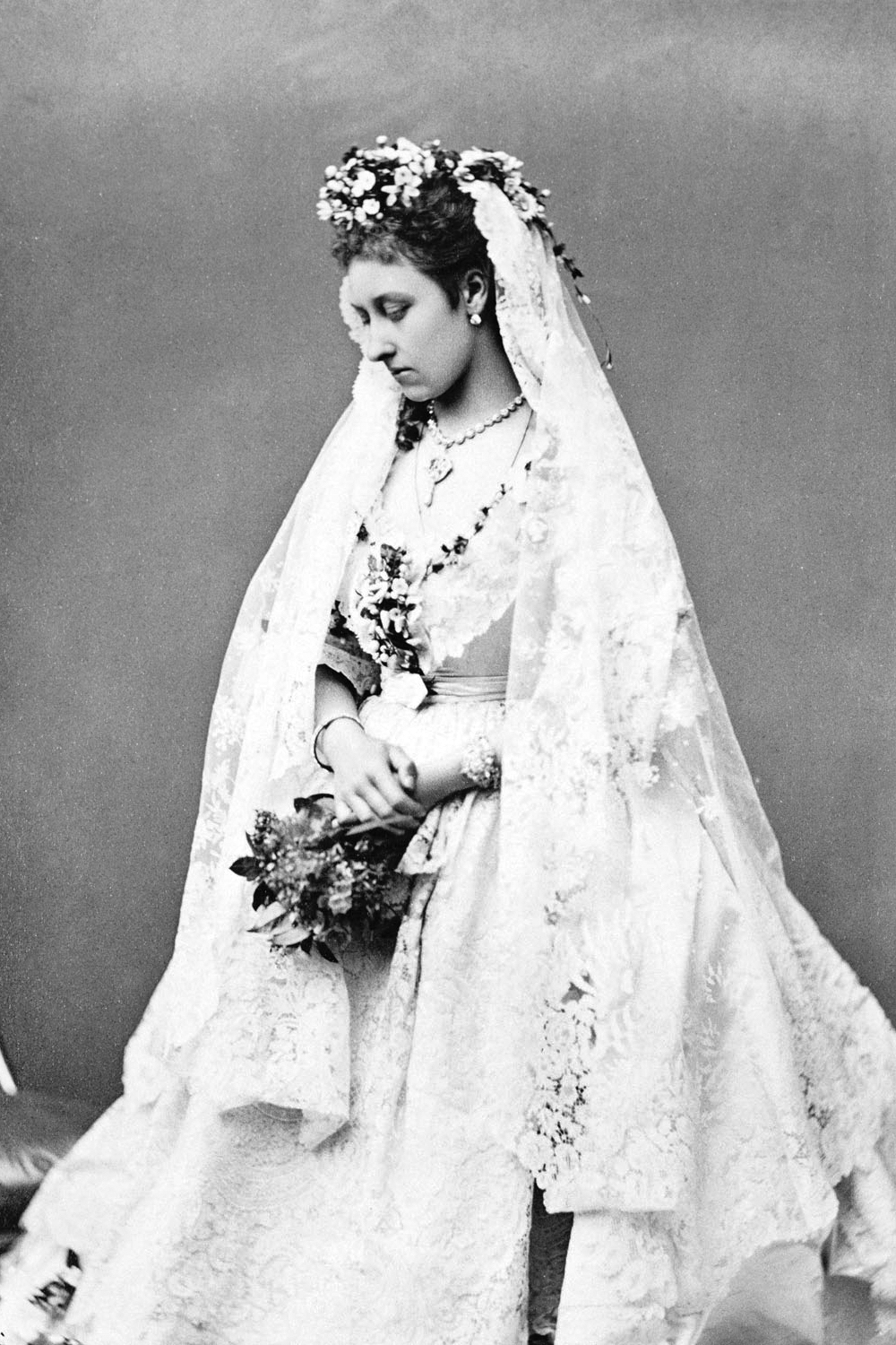 The Wedding of Princess Louise and John Campbell, 9th Duke of Argyll
