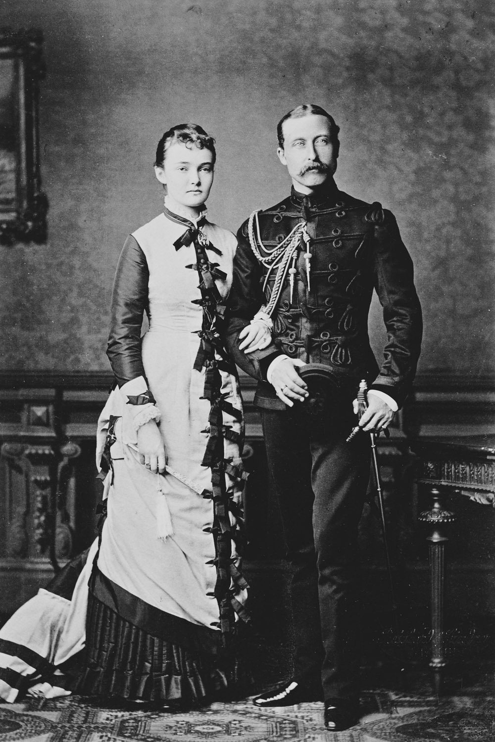 The Wedding of Prince Arthur & Louise Margaret of Prussia