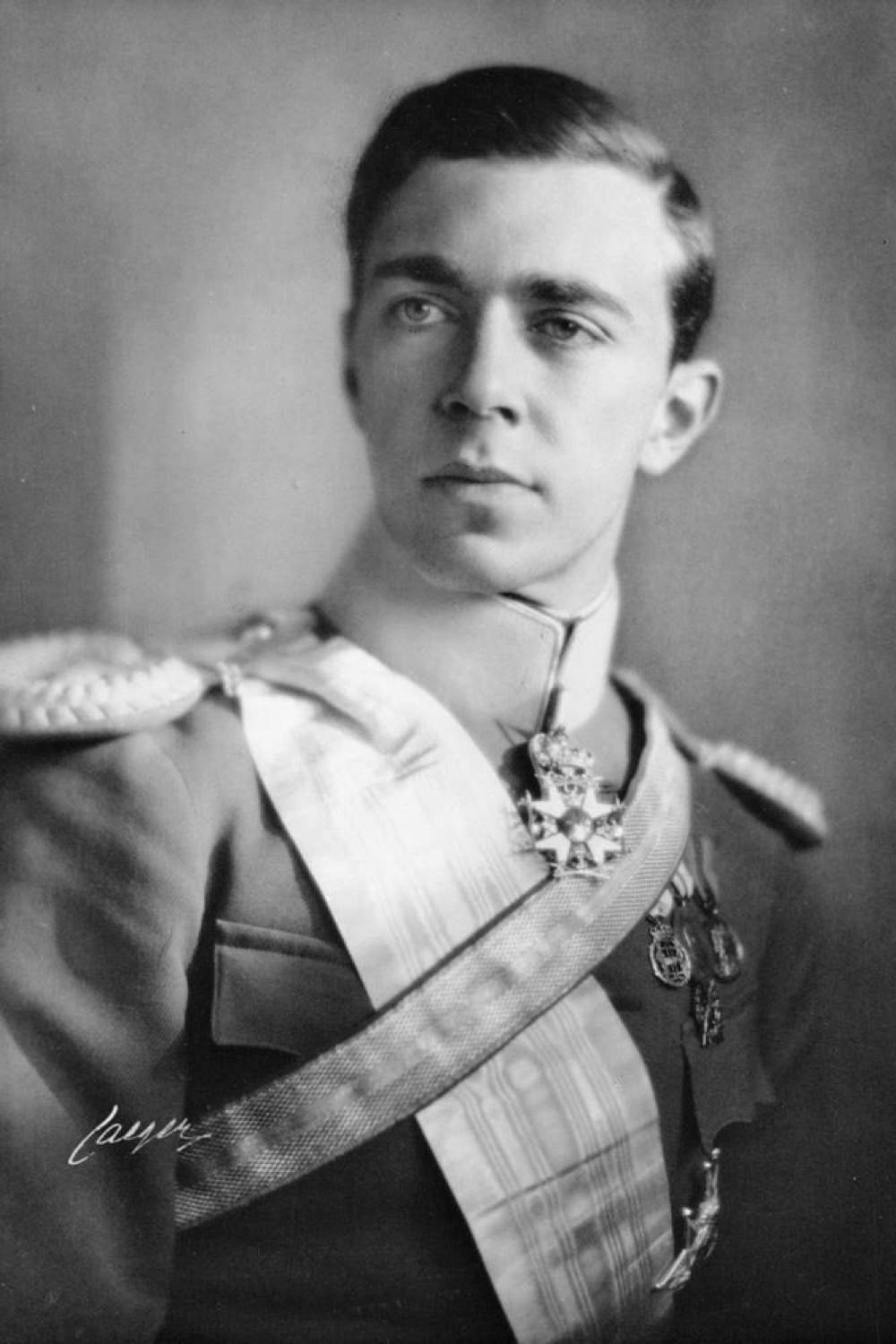 Gustaf Adolf, Duke of Västerbotten (1906-1947)
