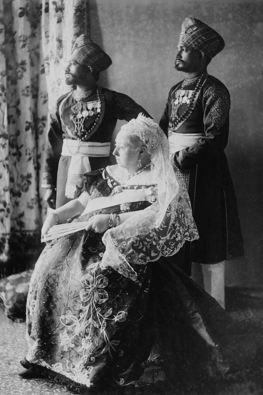 Empress of India (1876-1901)